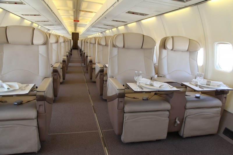 VIP B737 – Lavish Comfort for All