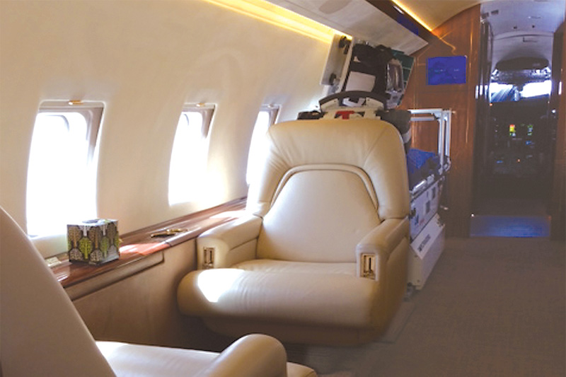 CL604 – Club Seating