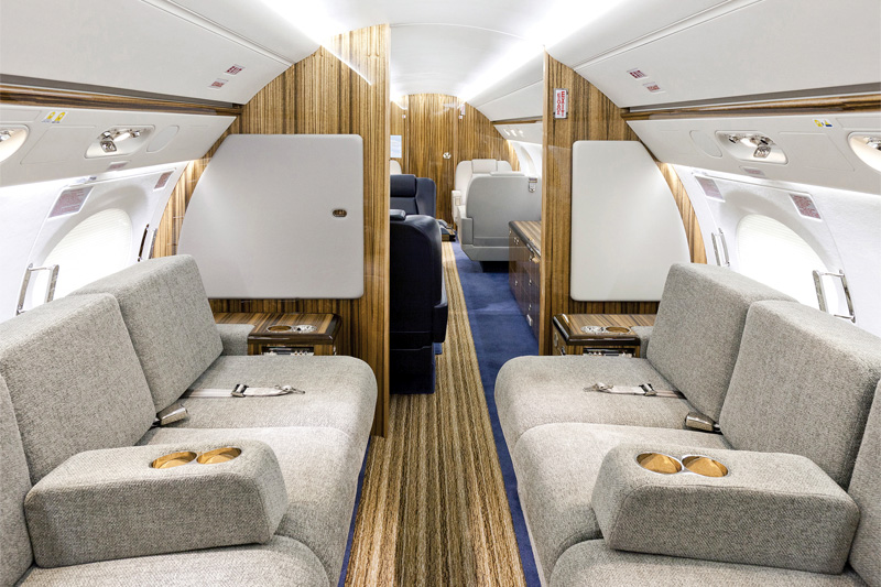 G550 – Sofa Seating