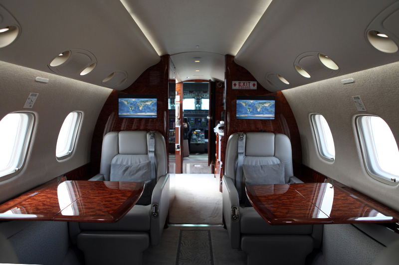 Legacy 600 – Professional Work Environment